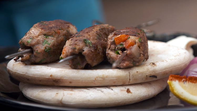 Beef Kebabs – Theo&rsquo