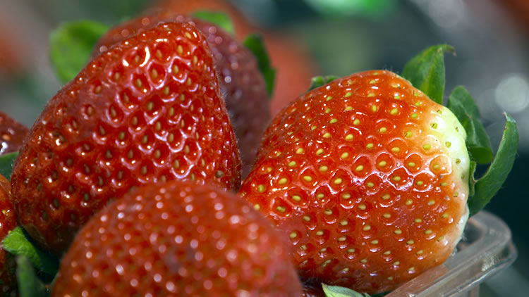 Nutrition Tip - Strawberries